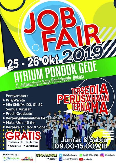 Job Fair Bekasi Teranyar