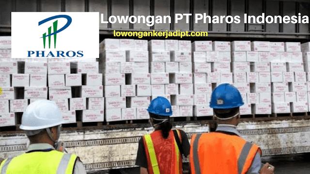 Lowongan Kerja PT Pharos Indonesia