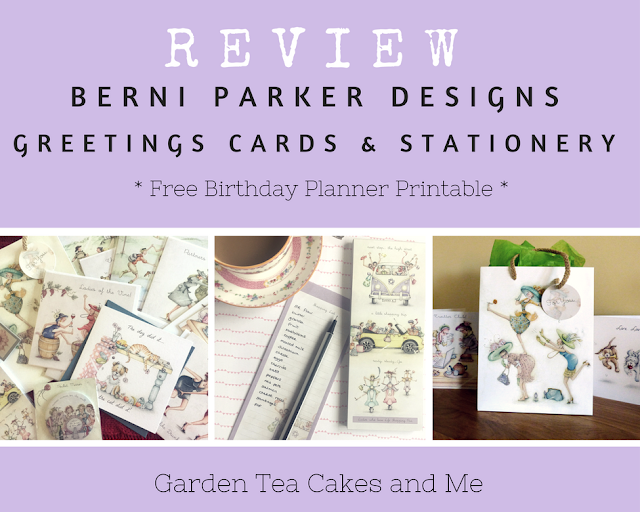stationery review greetings cards berni parker designs