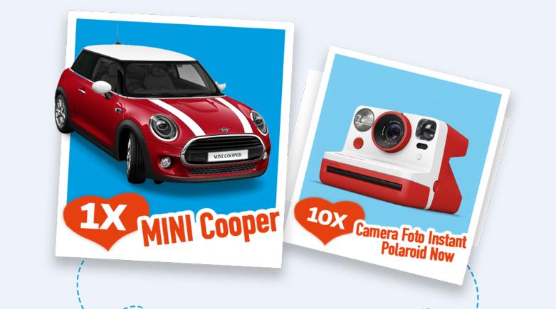 Concurs Acelmomentkinder 2020 - Castiga o masina marca Mini Cooper - castiga.net - promotie