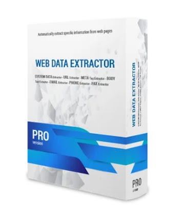 Web Data Extractor Pro 8.3 Cracked + Registration Key Download