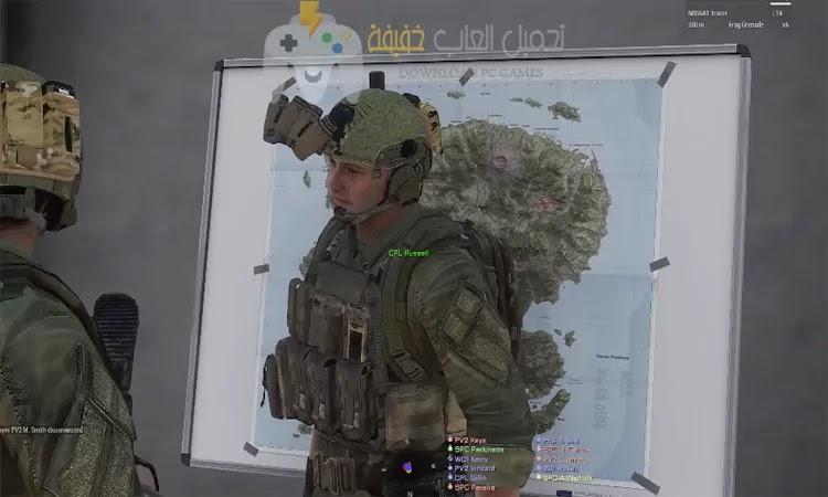 تحميل لعبة Arma 3 للكمبيوتر برابط مباشر