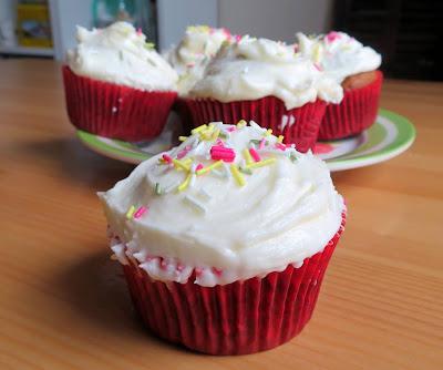 Plantation Cupcakes