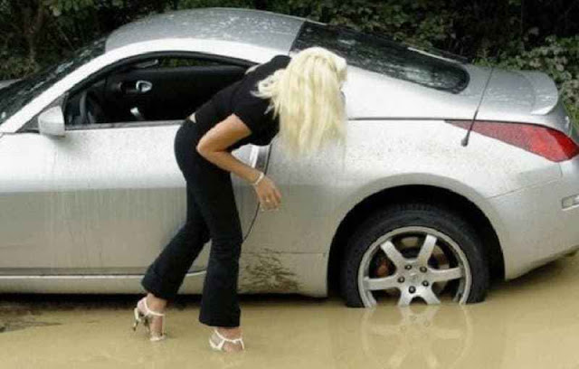 25 Crazy Girls Pictures That Are Really Hard to Explain | Contentsity