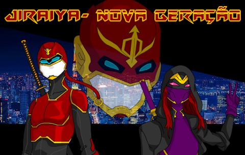 Jiraiya  Nova Geração #11  Quando chega a hora.