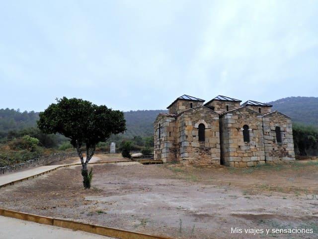 Los templos visigodos mejor conservados de la Península Ibérica