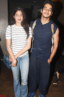 Jhanvi Kapoor and Ishaan Khattar   The Dhadak Movie Pair Spotted Dining Together ~  Exclusive Galleries 007.jpg