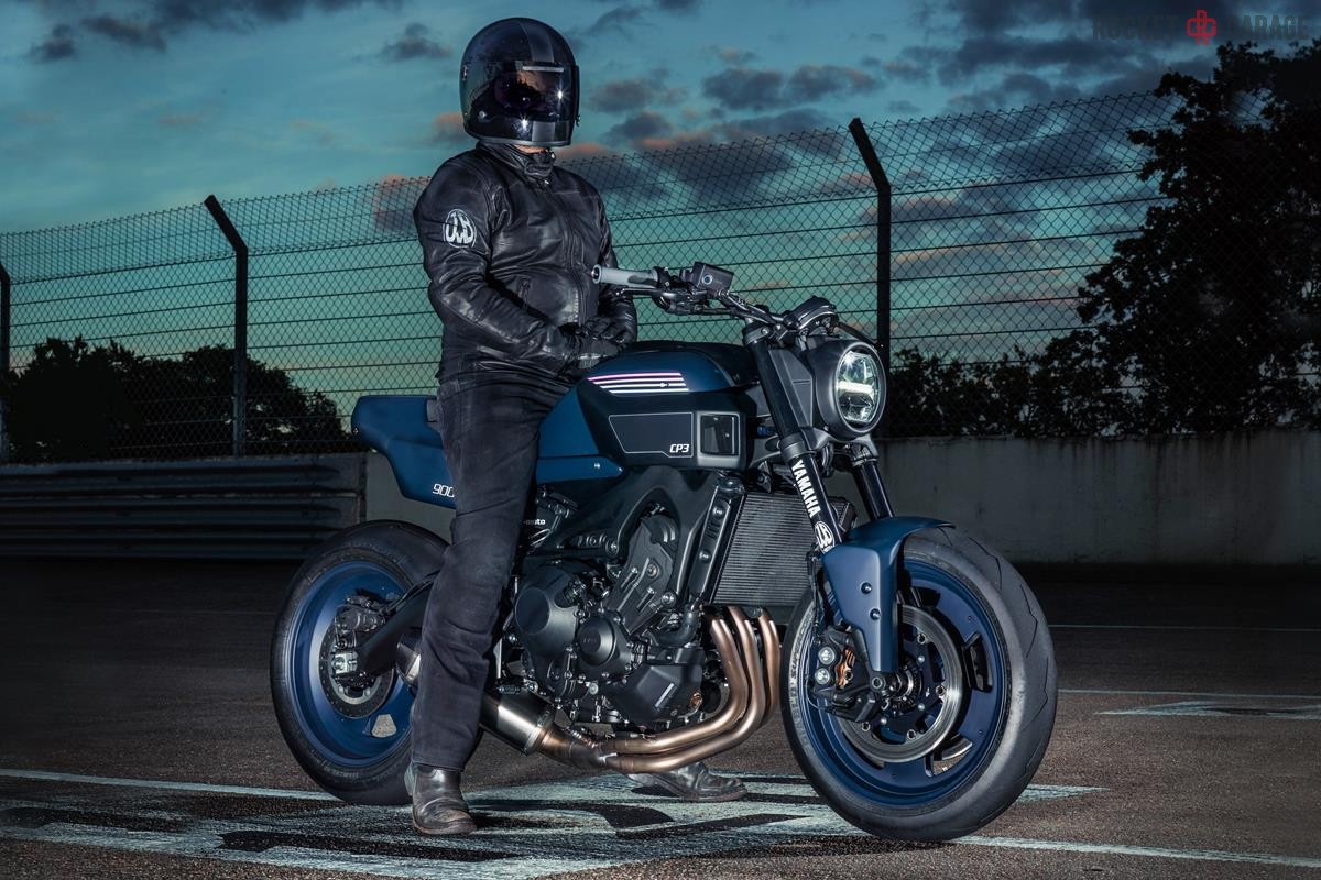 JVB Moto Strike again | XSR 900 CP3 - RocketGarage - Cafe
