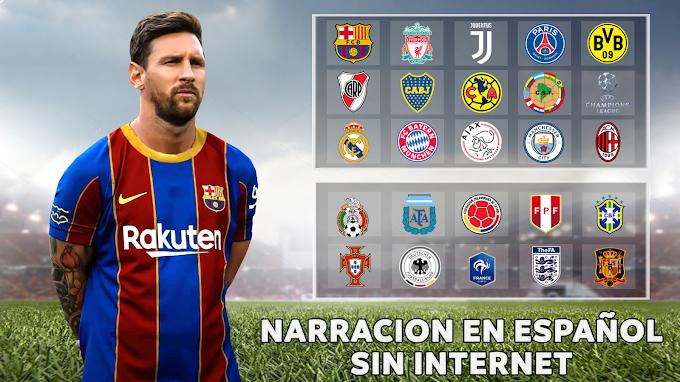 EL JUEGO DE FUTBOL MAS REALISTA 😯 Y COMPLETO DE PSP EN ANDROID! CON NARRACION EN ESPAÑOL Y SIN INTERNET