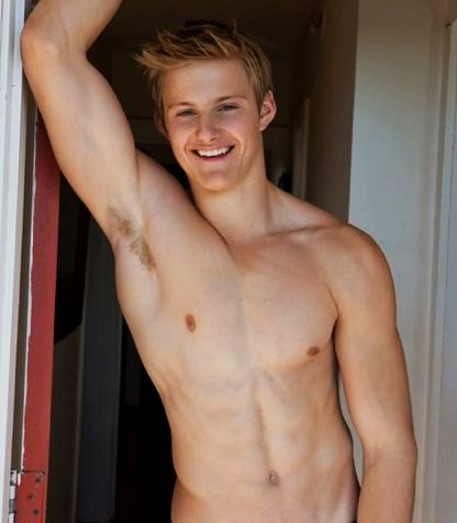 Hunger Games Alexander Ludwig Gay