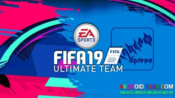 FIFA 19 Thingyan Edition Mod Best Graphics Offline For Android