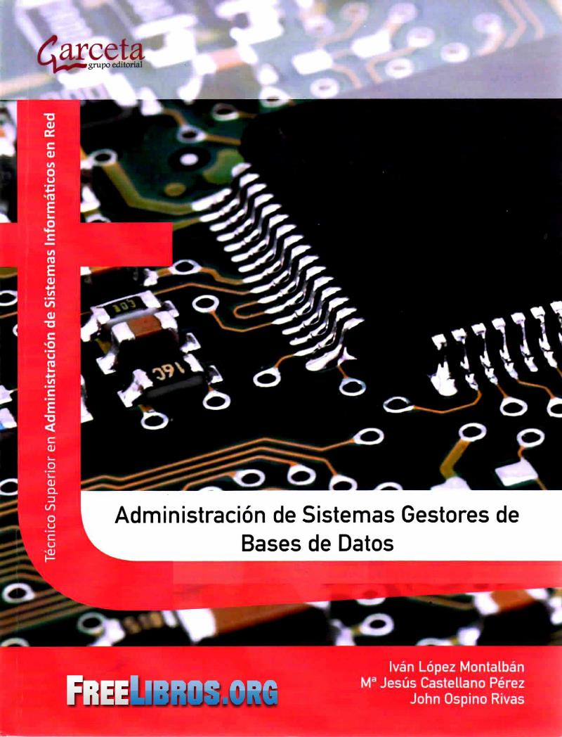 Administración de sistemas gestores de bases de datos – Iván López Montalbán