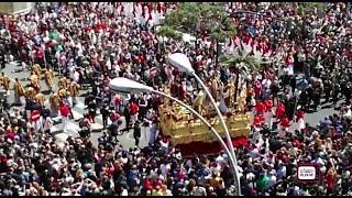 """Pasodoble con Letra """"Hoy es domingo de ramos"""". Comparsa """"Calle de la Mar"""" (2003)"""