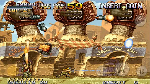 metal slug 2 apk + data download for android, metal slug 2 apk + data download