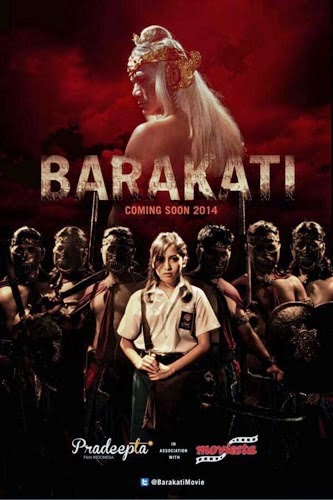Review Film Barakati 2014 Action - Indonesia Movie