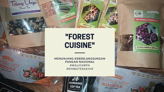 Forest Cuisine Blogger Gathering