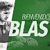 El joven Blas, refuerzo para la meta verde