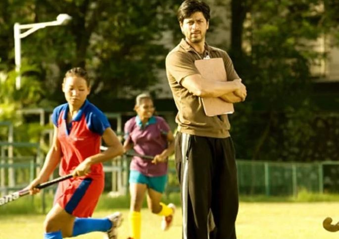 back to bollywood-chak de india