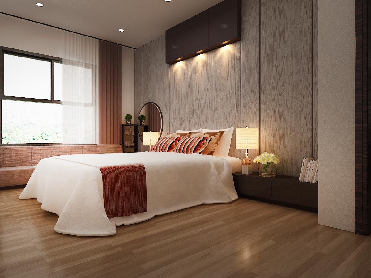 Chọn gỗ lát sàn nhà tại căn hộ chung cư