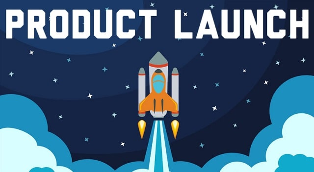 steps take before launching new product