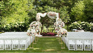 Garden/nature  Wedding