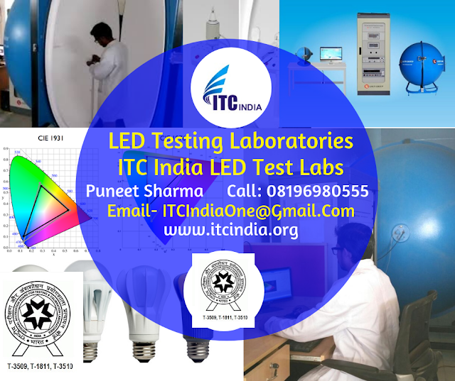 LED Testing Laboratories