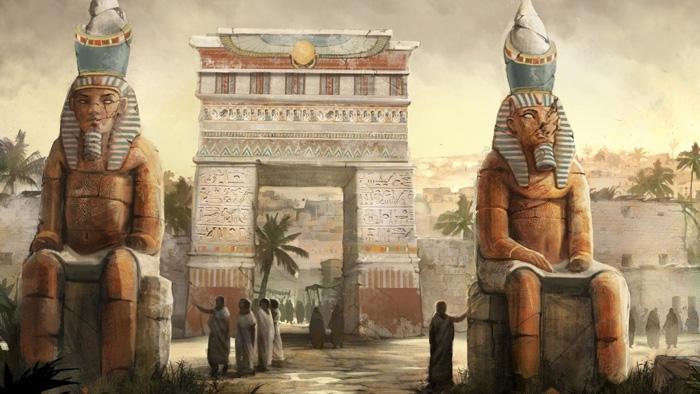 Penemuan Mesir Kuno