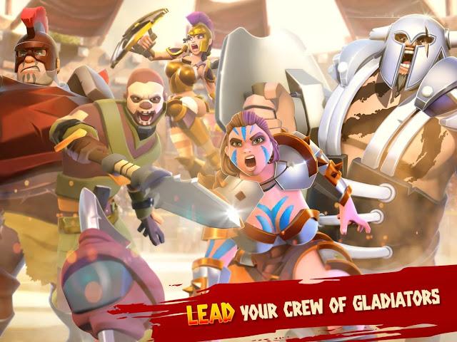Gladiator Heroes-Fredain.com