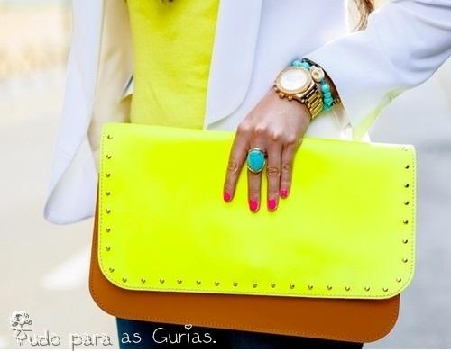 amarelo; cor do verão 2014