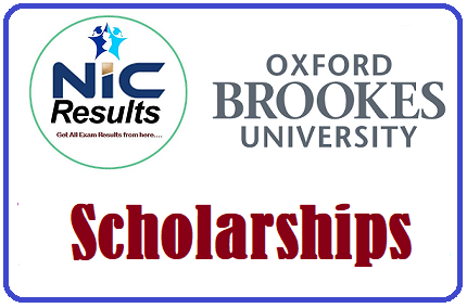 Oxford Brookes University UK Scholarships