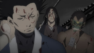 Mugen no Juunin: Immortal Episodio 19