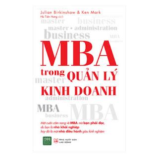 MBA Trong Quản Lý Kinh Doanh ebook PDF EPUB AWZ3 PRC MOBI