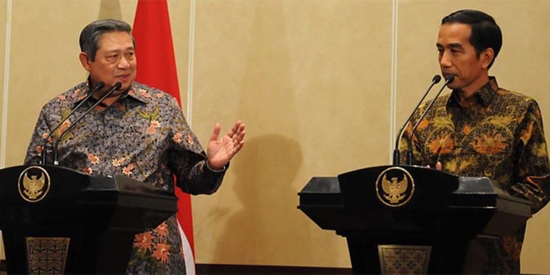 Bandingkan Sikap SBY dan Jokowi ke Pengkritik, Eks Timses Jokowi: Kok Beda Ya?!