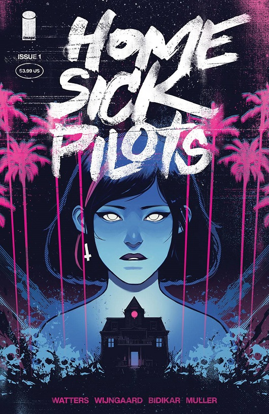 Cover of Home Sick Pilots #1
