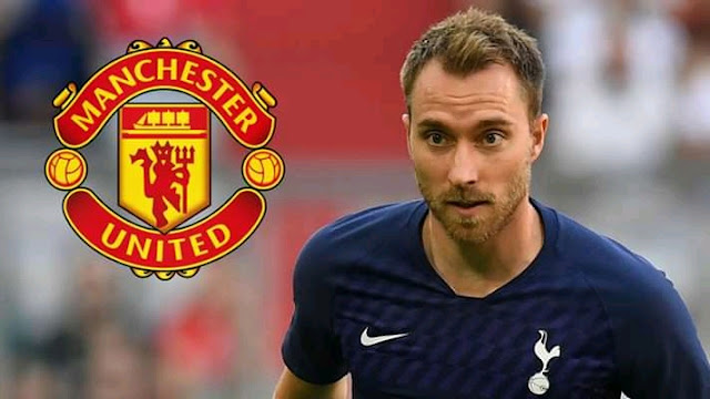 Eriksen Could Be Unavailable If Man United Do Not Act Fast - McIlroy Urge Solskjaer