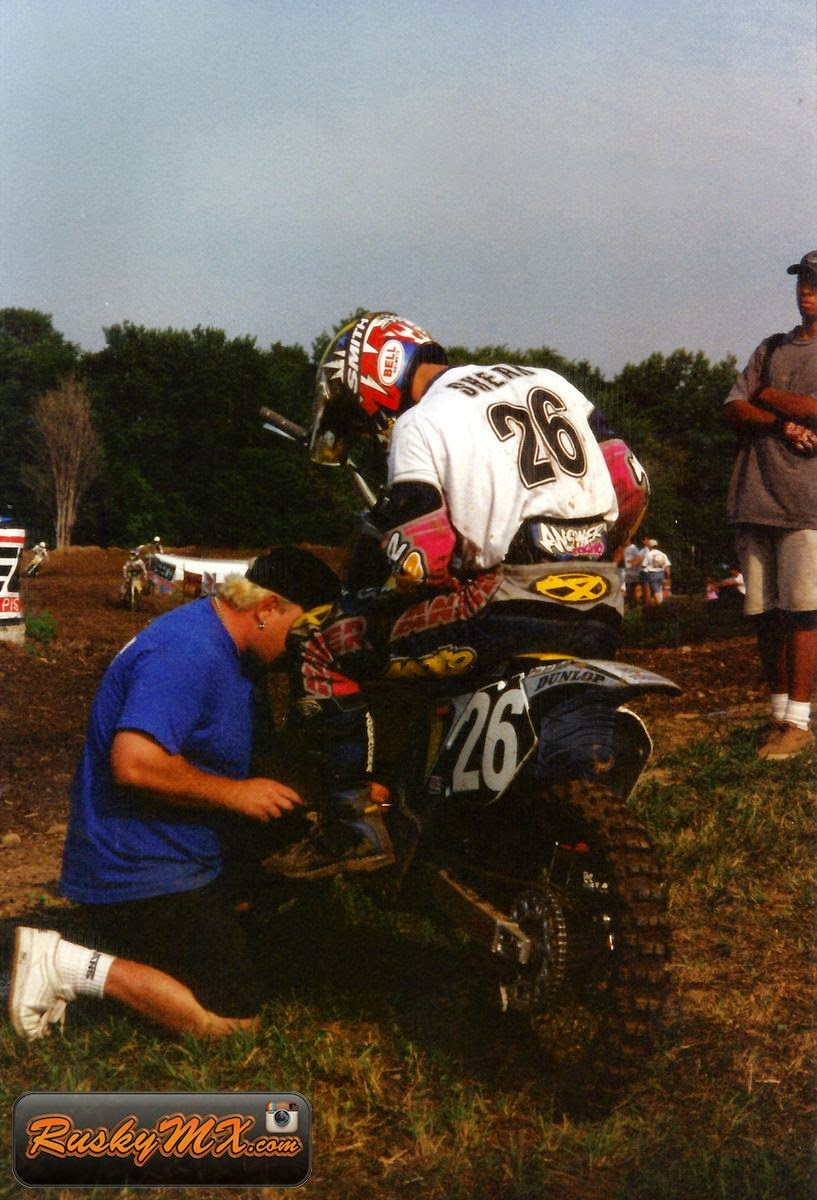 Scott Sheak - Red Bud 1996
