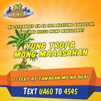 Talk N Text (TNT) UA60 – 7 days Unlimited Text to All networks