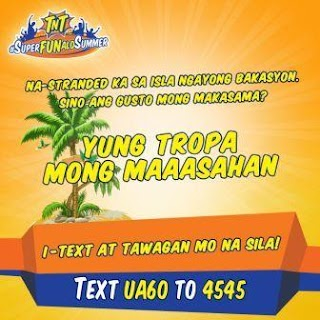 Talk N Text (TNT) UA60 – 7 days Unlimited Text to All networks