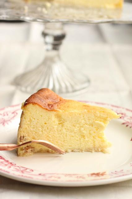 cheesecake syrnik