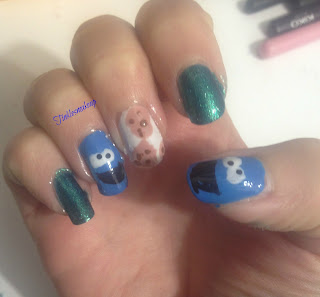 cookie_monster_nail_art