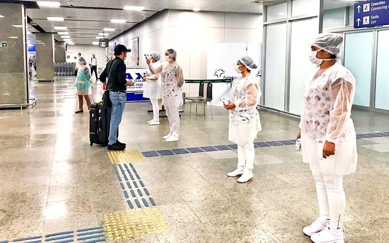 Anvisa quer medidas rigorosas nos portos e aeroportos