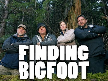 Finding Bigfoot Dub
