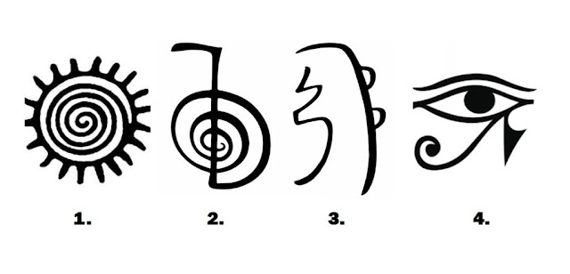 CHOOSE A SYMBOL AND GET ADVICE ABOUT YOUR CURRENT SITUATION!