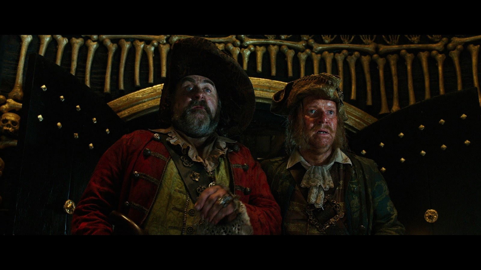 Piratas del Caribe 5: La venganza de Salazar (2017) Full HD 1080p Español Latino - Castellano - Ingles Captura 3