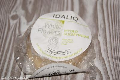 Mariza - Mydło glicerynowe Białe kwiaty