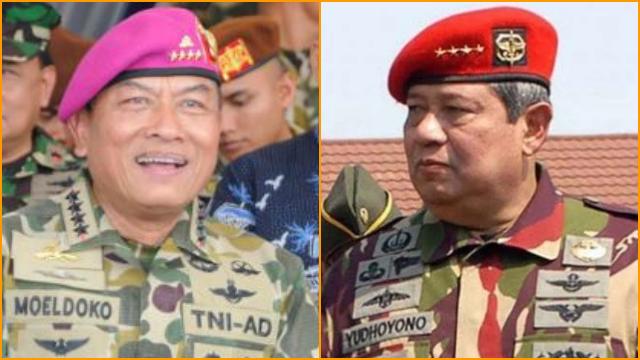 SBY Juga Jenderal, Strateginya Lebih Matang Ketimbang Moeldoko