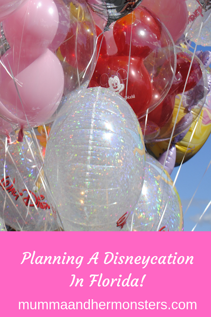 Planning A Disneycation In Florida!