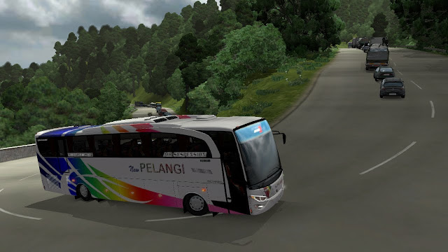 Map Andalas V1.1 (Kelok 44 Sumatra) Euro Truck Simulator 2