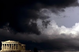 Ο ΣΥΡΙΖΑ ...και τα μαύρα σύννεφα πάνω από τον αττικό ουρανό
