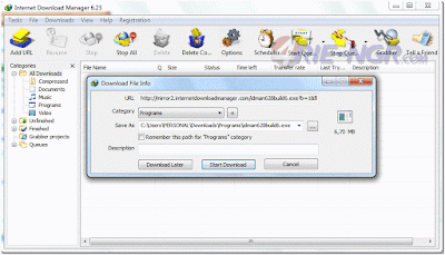 IDM 6.28 Build 11 Terbaru Full Version